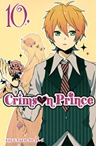 Crimson Prince Edition simple Tome 10