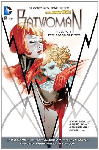Batwoman Vol. 4: This Blood is Thick (The New 52) by JH Williams (April 01,2014)