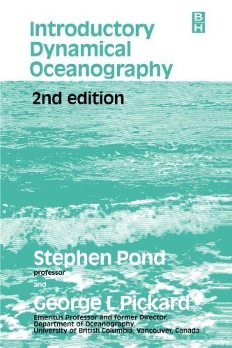 Introductory Dynamical Oceanography por Steven Pond