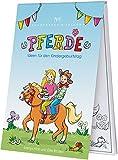 Pferde: Ideen für den Kindergeburtstag (Spieleblöckchen)
