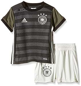 adidas Baby Trikot und Shorts DFB Away Kit