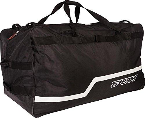 CCM Goalie Pro Wheelbag 44' Schwarz