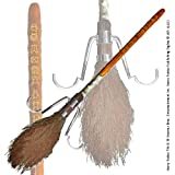 Noble Collection Harry Potter Broom Saeta Fire