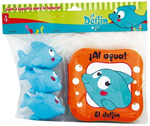 El delfín (¡Al agua!)