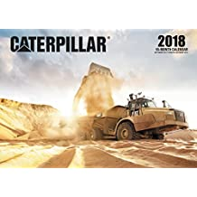 Caterpillar 2018 (Calendars 2018)