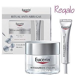 Eucerin Hyaluron-Filler,dia,50ml+REGALO contorno ojos,15ml.