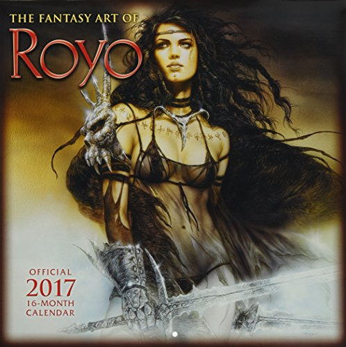 Cal 2017-Fantasy Art of Luis Royo