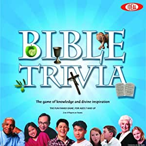 Poof Slinky 0C818 Bible Trivia Toy