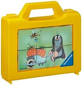 Ravensburger 07466 - Der kleine Maulwurf im Garten