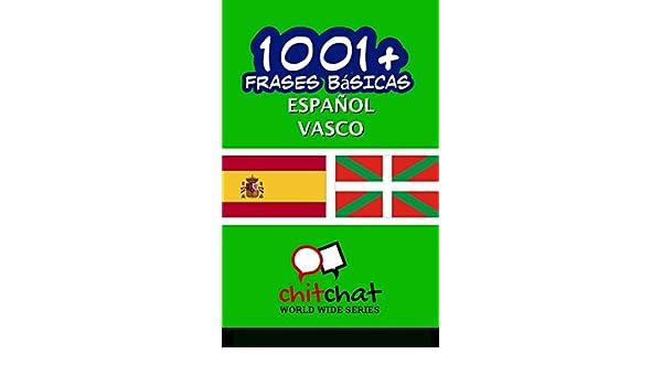 1001 Frases Básicas Español Vasco Spanish Edition Ebook
