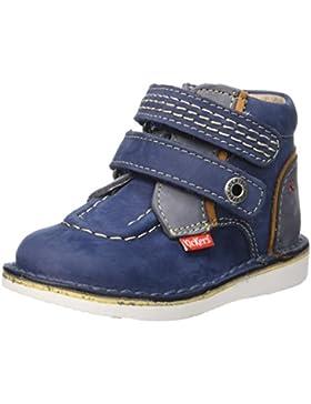 Kickers Wapa - Zapatos de Primeros Pasos Bebé-Niños