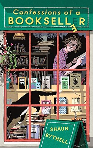 Buchseite und Rezensionen zu 'Confessions of a Bookseller' von Shaun Bythell