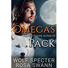 Omega's Pack (Mated to the Alpha #3): Mpreg Gay M/M Shifter Romance