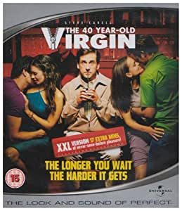 The 40 Year Old Virgin [HD DVD]