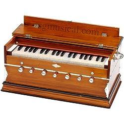 SG Musical Harmonium 7 Stopper Natural