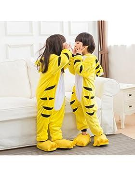 [Sponsorizzato]Tutina Unisex Onesies Pigiama Pigiameria Sleepwear Nightclothes Cosplay Costume Animale Felpato di Carnevale-...