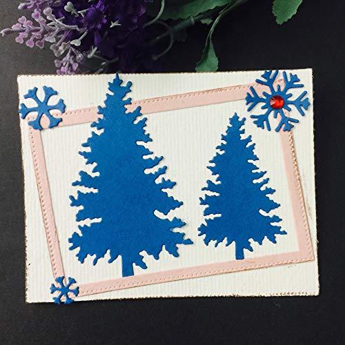 WOZOW Scrapbooking Stanzschablone Prägeschablonen Schablonen Stanzmaschine Stanzen Stanzformen Zubehör Weihnachtskarte (Jumbo-karte Birthday Happy)