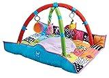 Taf Toys 11955 Kooky Aktivitätsdecke / Krabbeldecke mit viel Spielzeug