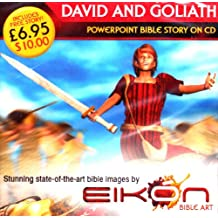 DAVID AND GOLIATH POWERPOINT STORY ON CD