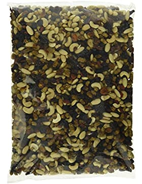 CrackersCompany SUPER FRUIT & NUT MIX Vorratspackung, 1er Pack (1 x 2.5 kg)