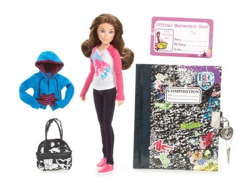 Best Friends Club Ink 11  Fashion Dollpack - Addison