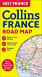 2017 Collins Map of France (Collins R...