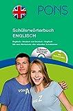PONS Schülerwörterbuch Englisch: Englisch-Deutsch und Deutsch-Englisch. Mit dem Wortschatz aller aktuellen Schulbücher.