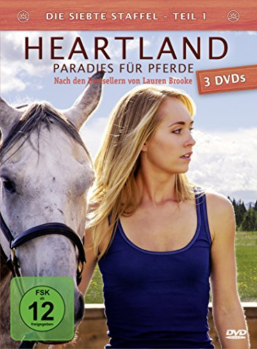 DVD * Heartland - Paradies fr Pferde, Staffel 7.1 (3 DVDs) [Import allemand]