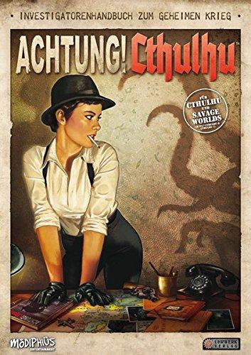 Achtung! Cthulhu - Investigatorenhandbuch
