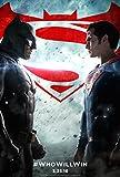 WMG Batman VS. Superman?: L'aube de la Justice-Movie Poster?: (61x 91,4cm?;)-Papier Photo Brillant (épais 8mil), Ben Affleck, Henry Cavill, Jesse Eisenberg