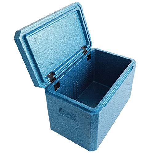 Isolierbox Mit Hoher Dichte Epp-Schaum-Box, Frische Box, KüHlbox Siamesischen Stil 50 Liter -