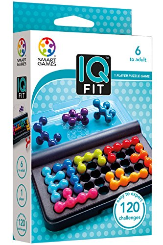 Smart Games SG 423 IQ FIt - IQ G...