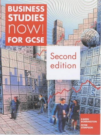 Business Studies Now! for GCSE by Peter Stimpson (2002-06-26)