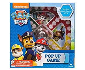 Paw Patrol – Pop Up Game – Jeux de Société de la Pat' Patrouille