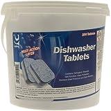 Cleenol 022221/100 6-in-1 Dishwasher Tablets