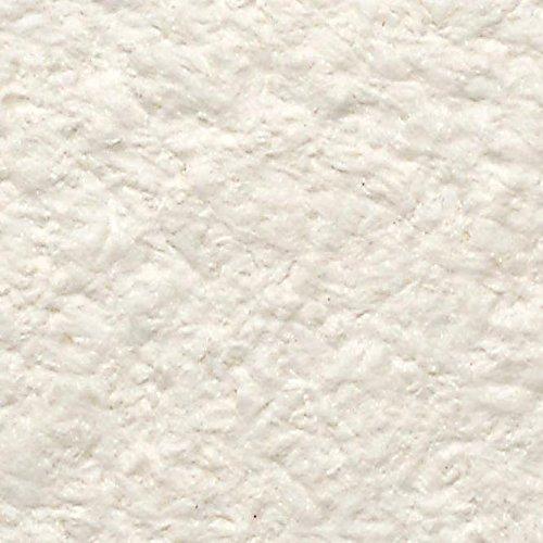 4-5m² Baumwollputz weiß, sehr gute Qualität, mittlere Struktur - natürliche Wandbeschichtung aus Baumwolle - Tapete / Textiltapete aus Baumwolle - auch bekannt als Flüssigtapete,Dekorputz, Streichputz oder Wollputz