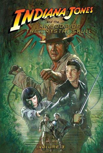 Indiana Jones and the Kingdom of the Crystal Skull: 3