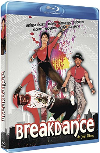 Breakdance [Blu-ray] 51UlahNcW9L
