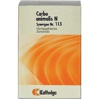 SYNERGON KOMPLEX 113 Carbo animalis N Tabletten 200 St preisvergleich bei billige-tabletten.eu