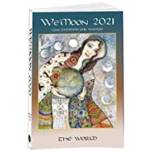 We'moon 2021 Sturdy Paperback Edition: The World