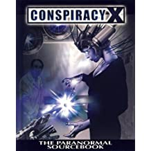 The Paranormal Sourcebook (Conspiracy X)