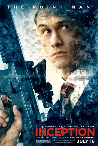 Click for larger image of Inception Poster Movie O (11 x 17 Inches - 28cm x 44cm) Leonardo DiCaprio Ken Watanabe Joseph Gordon-Levitt Marion Cotillard Ellen Page