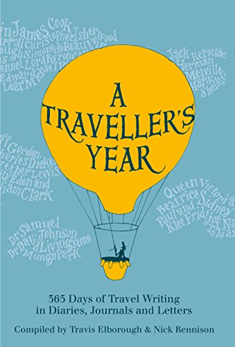 A Traveller's Year (English Edition)