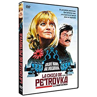 The Girl from Petrovka (1974) - Region Free PAL Import, plays in English without subtitles