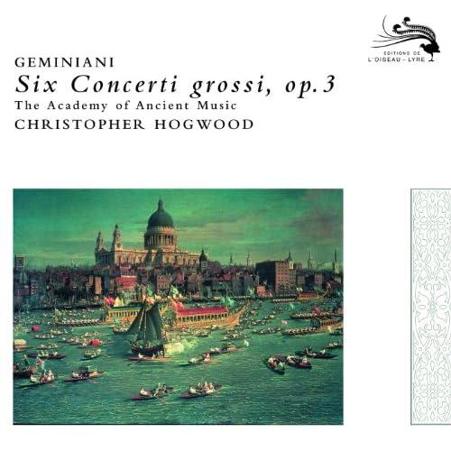 Geminiani: Concerto Grosso Op.3, No. 6 - 4. Allegro