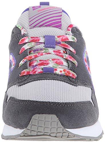 Skechers (SKEES) Retrospect - Floral Fancies - Baskets sportives - Fille Gris
