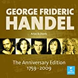 Handel : airs et duos - The Anniversary Edition 1759-2009