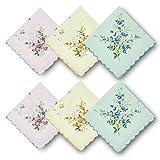 GB Collection Women's Handkerchiefs