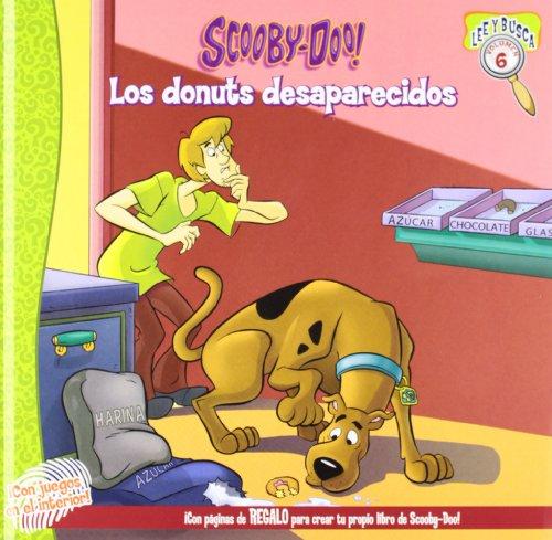 Scooby-Doo. Los donuts desaparecidos (Scooby-Doo! Lee y Busca)
