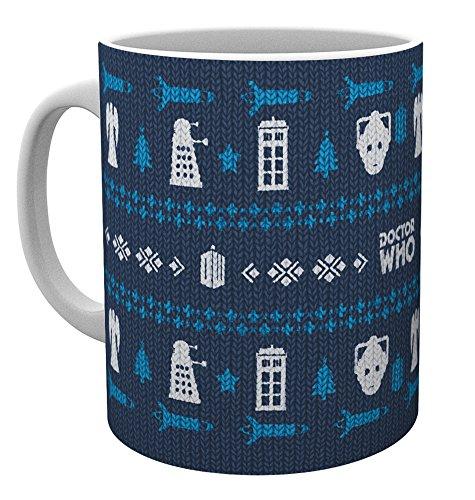 GB Eye Ltd GB Eye, Doctor Who, Universe Ugly Pullover, Tasse, verschiedene